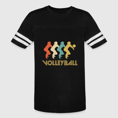 Volleyball Art Volleyball Pop Art - Vintage Sport T-Shirt