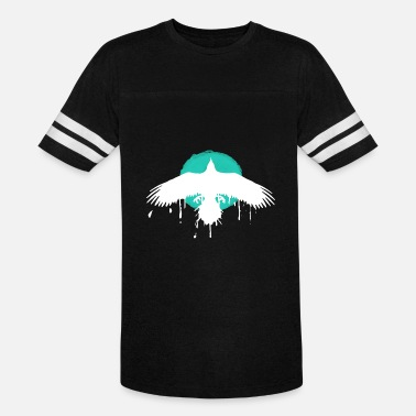 Storming the storm - Unisex Vintage Sport T-Shirt