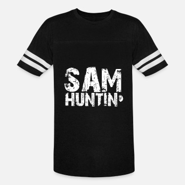 Funny Concert Funny Concert - Sam Huntin' - Entertainment - Vintage Sport T-Shirt