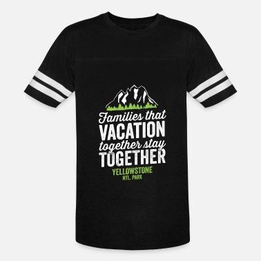 c2d4c65f1 Family Vacation Yellowstone Park Shirt - Unisex Vintage Sport T-Shirt