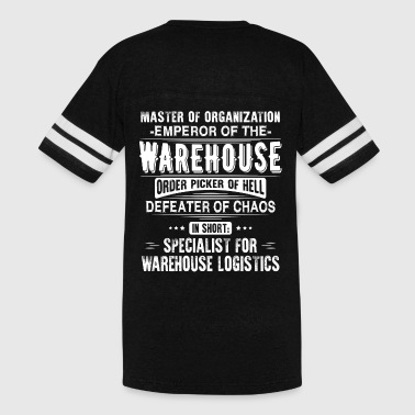 Stockman Specialist for Warehouse Logistics/Operator - Vintage Sport T-Shirt