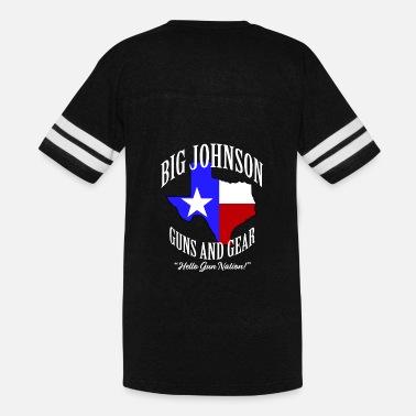937857258 Big Johnson big Johnson guns and gear - Unisex Vintage Sport T-Shirt