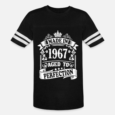 MADE IN 1967 - 50 YEARS - Unisex Vintage Sport T-Shirt