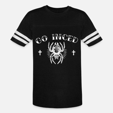 Tattoo Mass Spider Tattoo tattooed gift - Unisex Vintage Sport T-Shirt