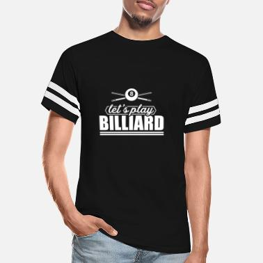 Pool Billiard Pool Billiard - Unisex Vintage Sport T-Shirt