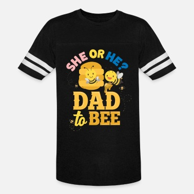 Baby Shower Baby Shower Daddy - T-shirt sport rétro unisexe