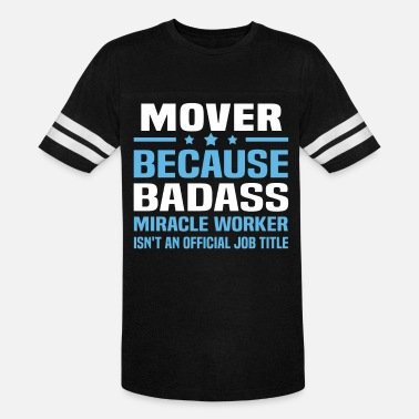 Movers Mover - Unisex Vintage Sport T-Shirt