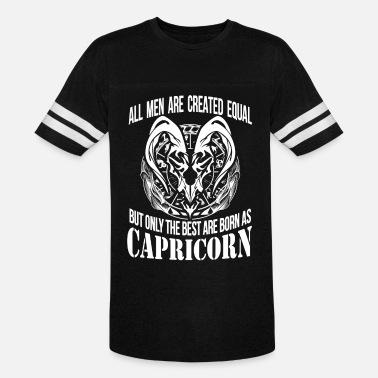 Capricorn - The best men are born as capricorn Men's Premium T-Shirt