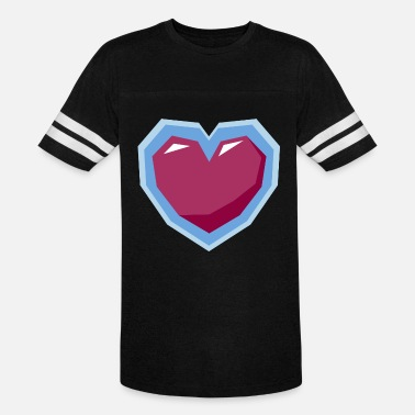 Container Heart Container - Unisex Vintage Sport T-Shirt