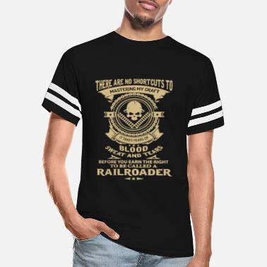 Bnsf Called A Railroader T Shirt - Unisex Vintage Sport T-Shirt