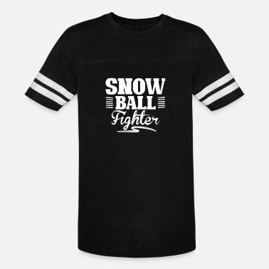 Snowball Fight Snowball Fight - Unisex Vintage Sport T-Shirt