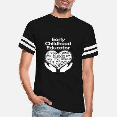 Early Early Childhood Educator Shirt - Unisex Vintage Sport T-Shirt