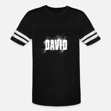 Name David TXT Hearts Long Sleeve for Men Custom Hoodies Sweatshirt