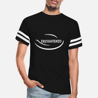 Enlightened Enlightened - Unisex Vintage Sport T-Shirt