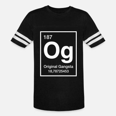 Original Gangsta T-Shirt Graphic Shirts Funny Unisex Shirt
