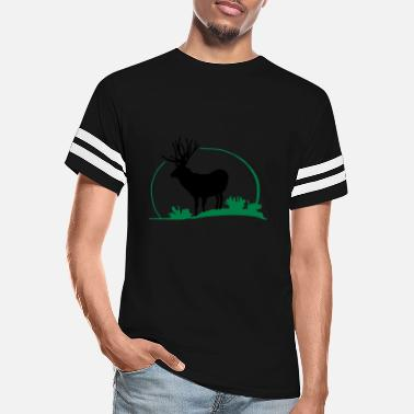 Roe Deer wild deer,red deer,roe deer,animal,Wilderness, - Unisex Vintage Sport T-Shirt