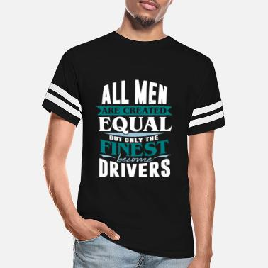 Road Transport driver taxi car road transport - Unisex Vintage Sport T-Shirt