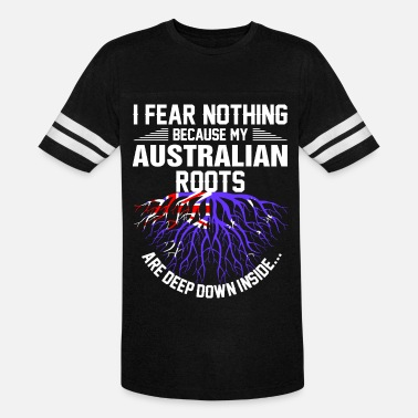 Slang Australian Roots Are Deep Down Inside - Unisex Vintage Sport T-Shirt