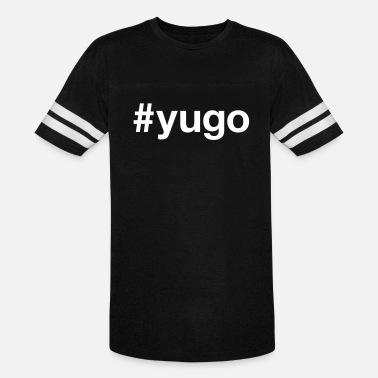 225ddcde6 YUGOSLAVIA - Unisex Vintage Sport T-Shirt
