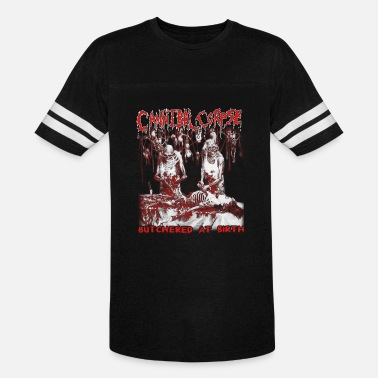 Corpse Cannibal corpse - Butchered at birth cool t - sh - Unisex Vintage Sport T-Shirt