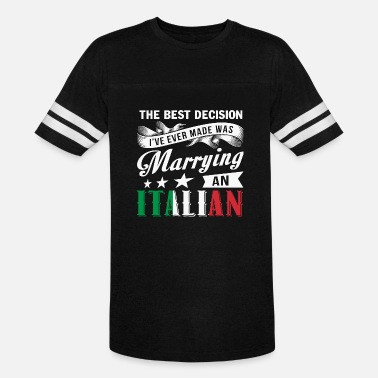 Rocky Italian Stallion Italian - I've Ever Made Was Marrying An Italian - Unisex Vintage Sport T-Shirt