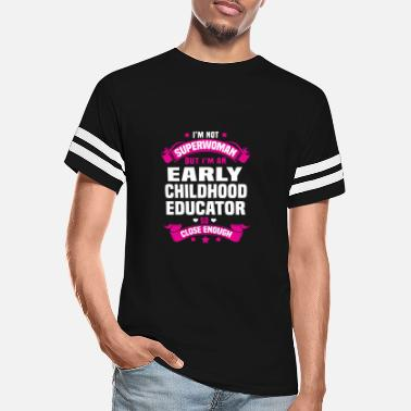 Early Early Childhood Educator - Unisex Vintage Sport T-Shirt