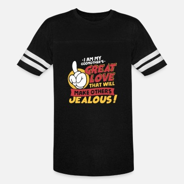 Great love that will make others Jealous - Unisex Vintage Sport T-Shirt