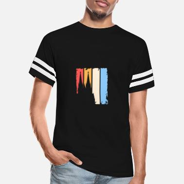 Colonia Colonia Germany Vintage Retro Gift - Unisex Vintage Sport T-Shirt