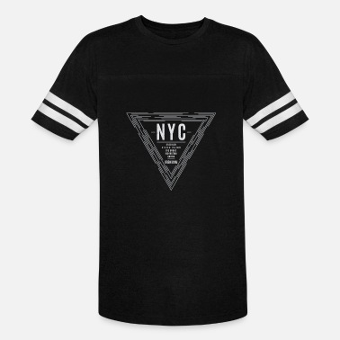 Nyc Vintage NYC New York City Graphic Print - Unisex Vintage Sport T-Shirt