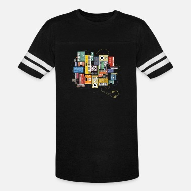 Modular Synth and Drum machine electronic musician and Dj - Unisex Vintage Sport T-Shirt