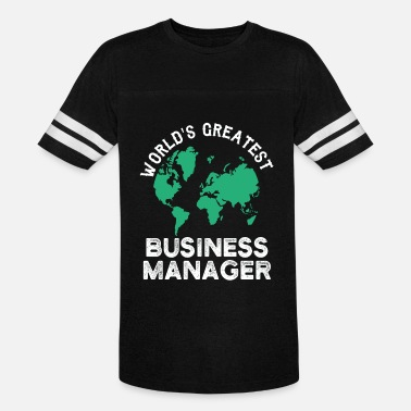 Business Business Manager - Unisex Vintage Sport T-Shirt