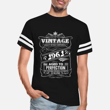 Aged Vintage Aged To Perfection 1961 - Unisex Vintage Sport T-Shirt