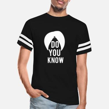 Buy Do You Know - Unisex Vintage Sport T-Shirt