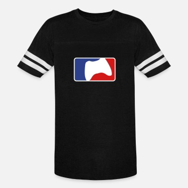 League Game Gaming League - Unisex Vintage Sport T-Shirt