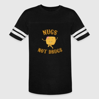 Nugs Not Drugs T Shirt - Vintage Sport T-Shirt