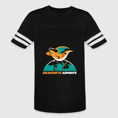 dragon nite airways - Vintage Sport T-Shirt