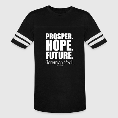 Prosper Hope Future - Vintage Sport T-Shirt