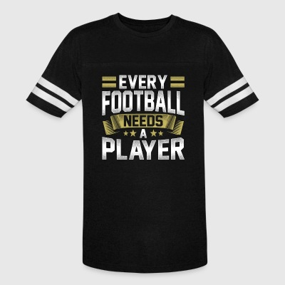 Football Socce Player Shirt Present - Vintage Sport T-Shirt