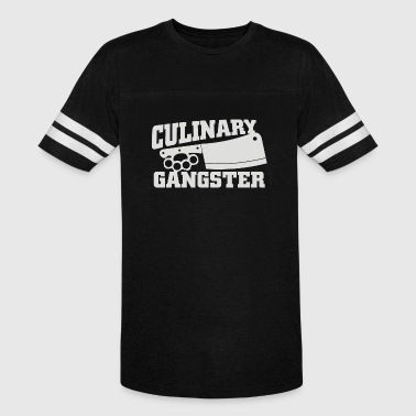 Culinary Gangster - Vintage Sport T-Shirt