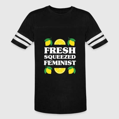 Fresh Squeezed Feminist - Vintage Sport T-Shirt