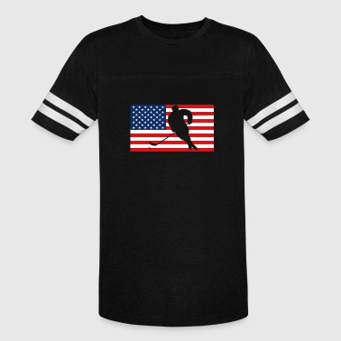 Trendy Cool Sports | USA Ice Hockey American Sport - Vintage Sport T-Shirt