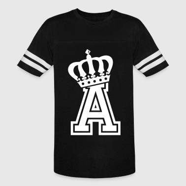 Name: Letter A Character A Case A Alphabetical A - Vintage Sport T-Shirt