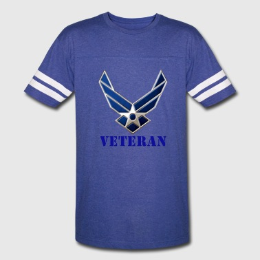 US Air Force Veteran - Vintage Sport T-Shirt