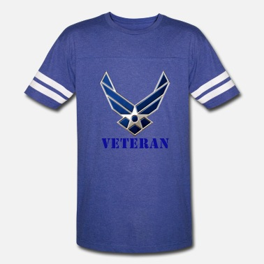 An Air Force Veteran US Air Force Veteran - Vintage Sport T-Shirt