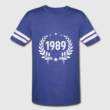 Born in 1989 - Vintage Sport T-Shirt