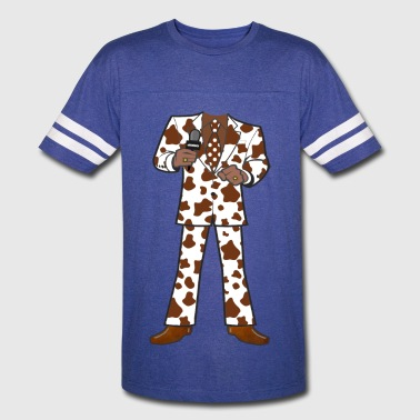 Knickerbockers The Brown Cow Suit - Vintage Sport T-Shirt