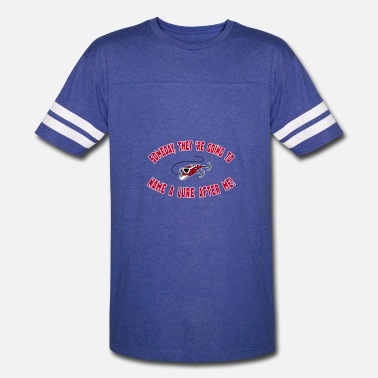 Lure Name A Lure - Vintage Sport T-Shirt