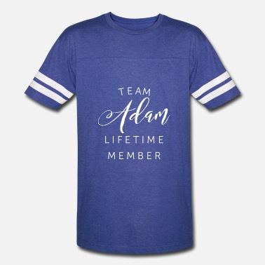 Team Adams Team Adam lifetime member - Vintage Sport T-Shirt