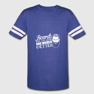 Beard Club - Vintage Sport T-Shirt