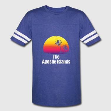 Summer Vacation The Apostle Islands Shirts - Vintage Sport T-Shirt